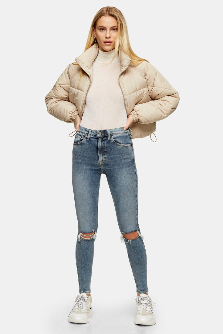 Authentic Ripped Jamie Jeans