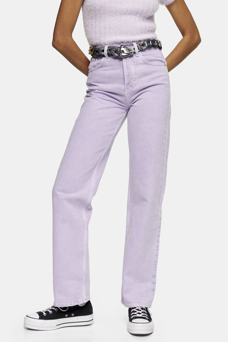 Runway Straight Jeans