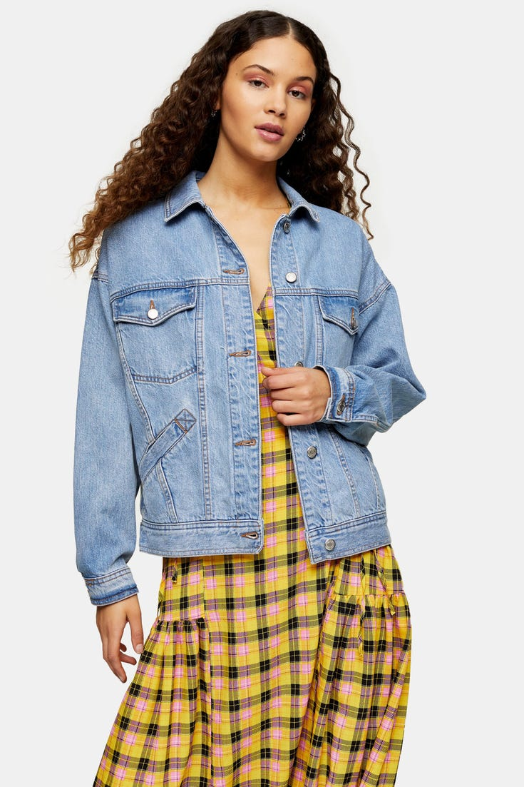 Considered Oversized Denim Jacket