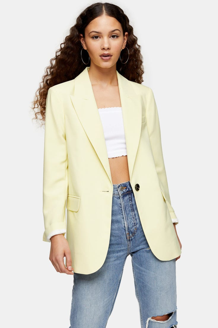 Considered Single Breasted Suit Blazer