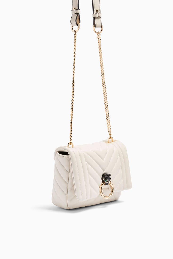 Carl Panther Cross Body Bag