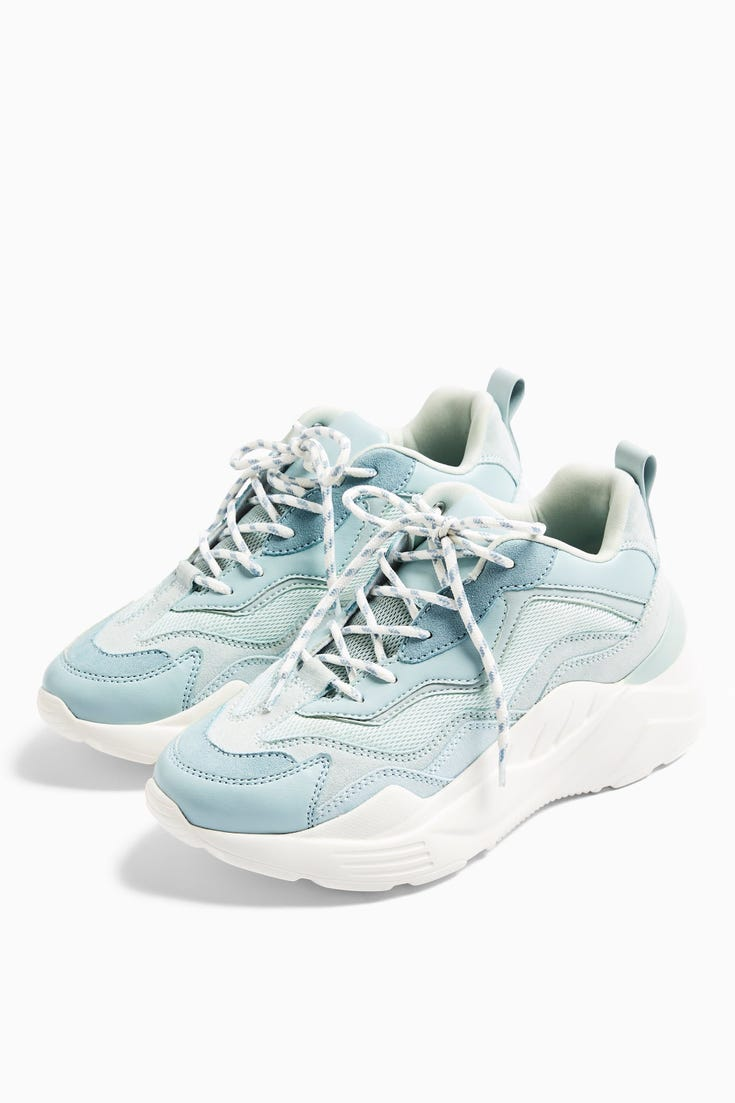 Cancun Chunky Trainers