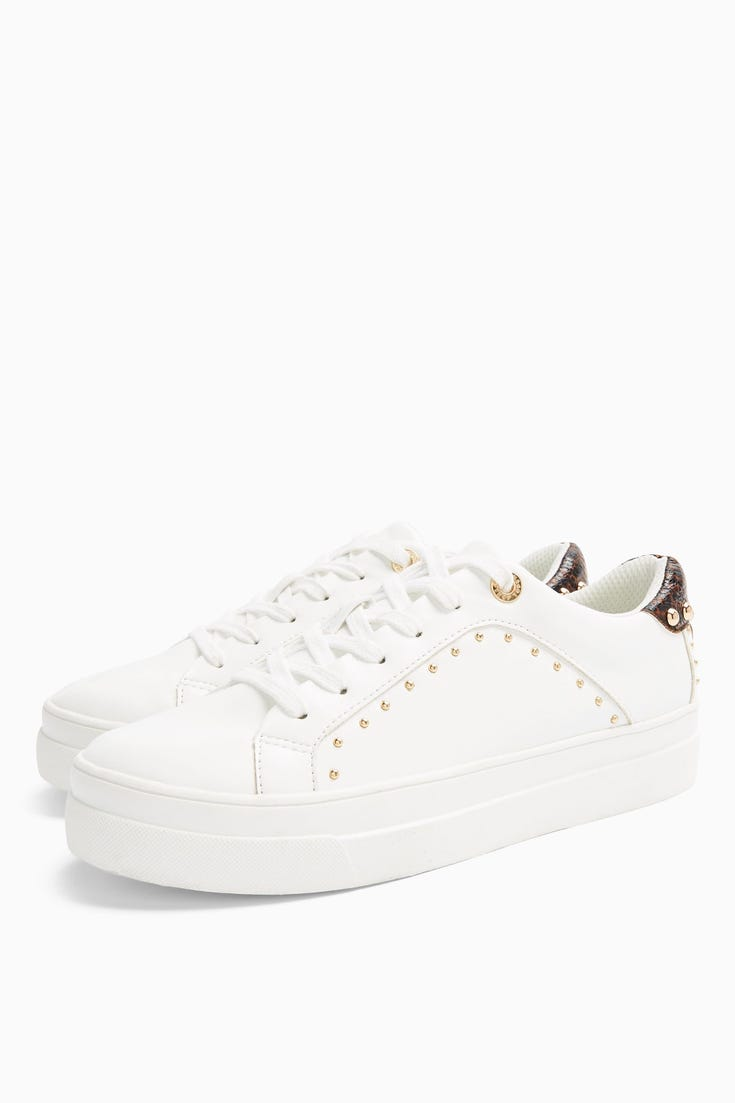 Cyrus Studded Trainers