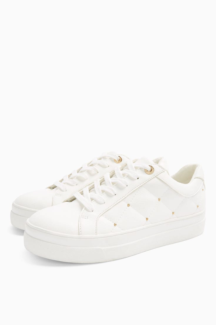 Cooper Quilted Trainers