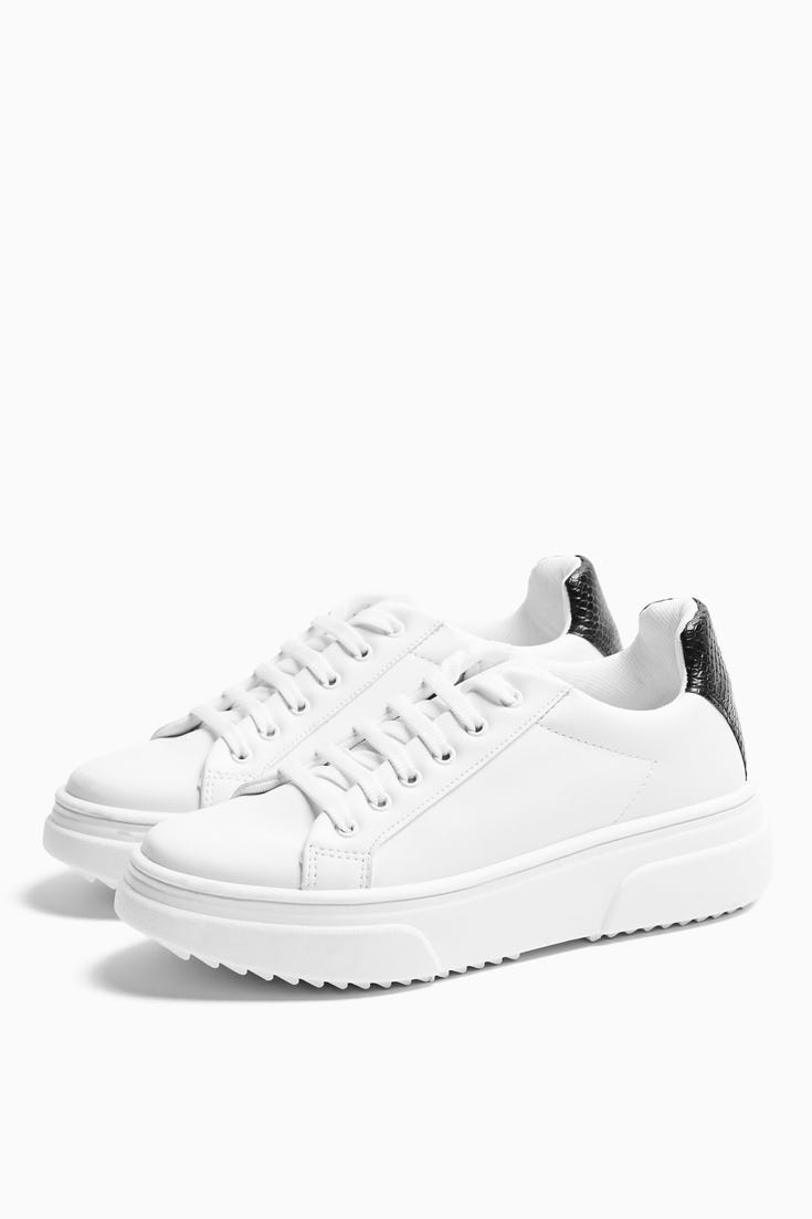 Canada Lace Up Trainers