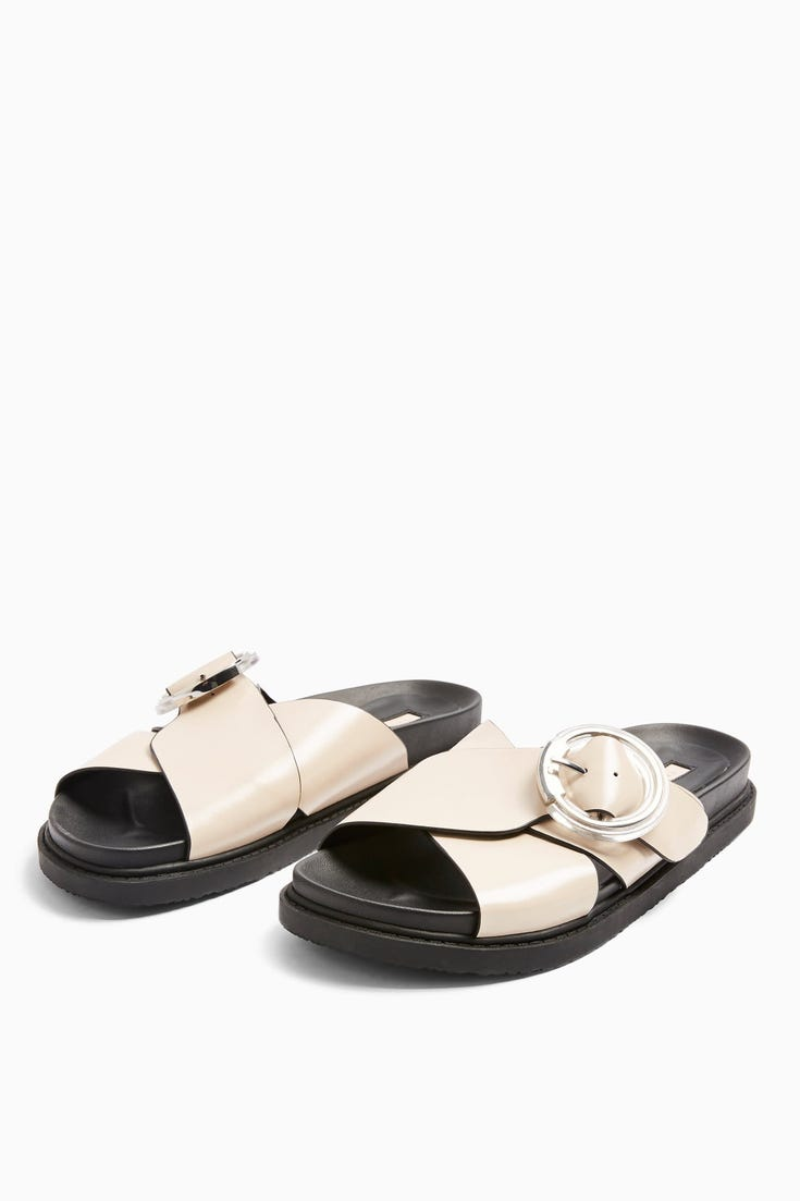 Pedro Footbed Sandals